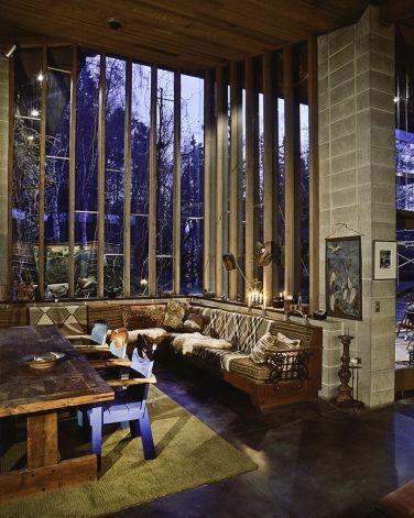 Griggs House / 6816 79th St., W. Tacoma, WA / 1946 / Usonian / Frank Lloyd Wright