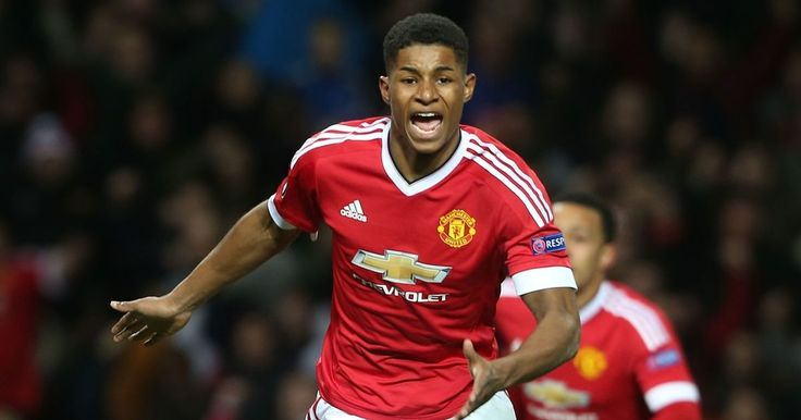 Who is Marcus Rashford? Manchester United player scored twice on...: Who is Marcus Rashford? Manchester United… #Rashford #MarcusRashford