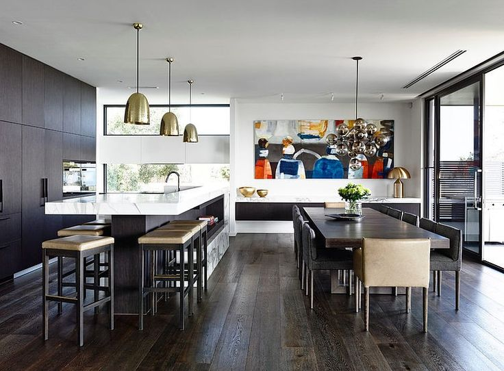 Modern Kitchen And Dining Room Design 320 best kitchen design images on pinterest | architecture