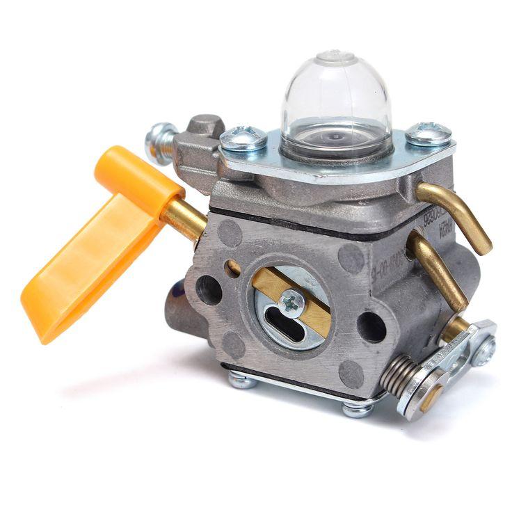 Carburador césped del cortacésped para Homelite Ryobi 26 / 30cc recortadora de hilo común