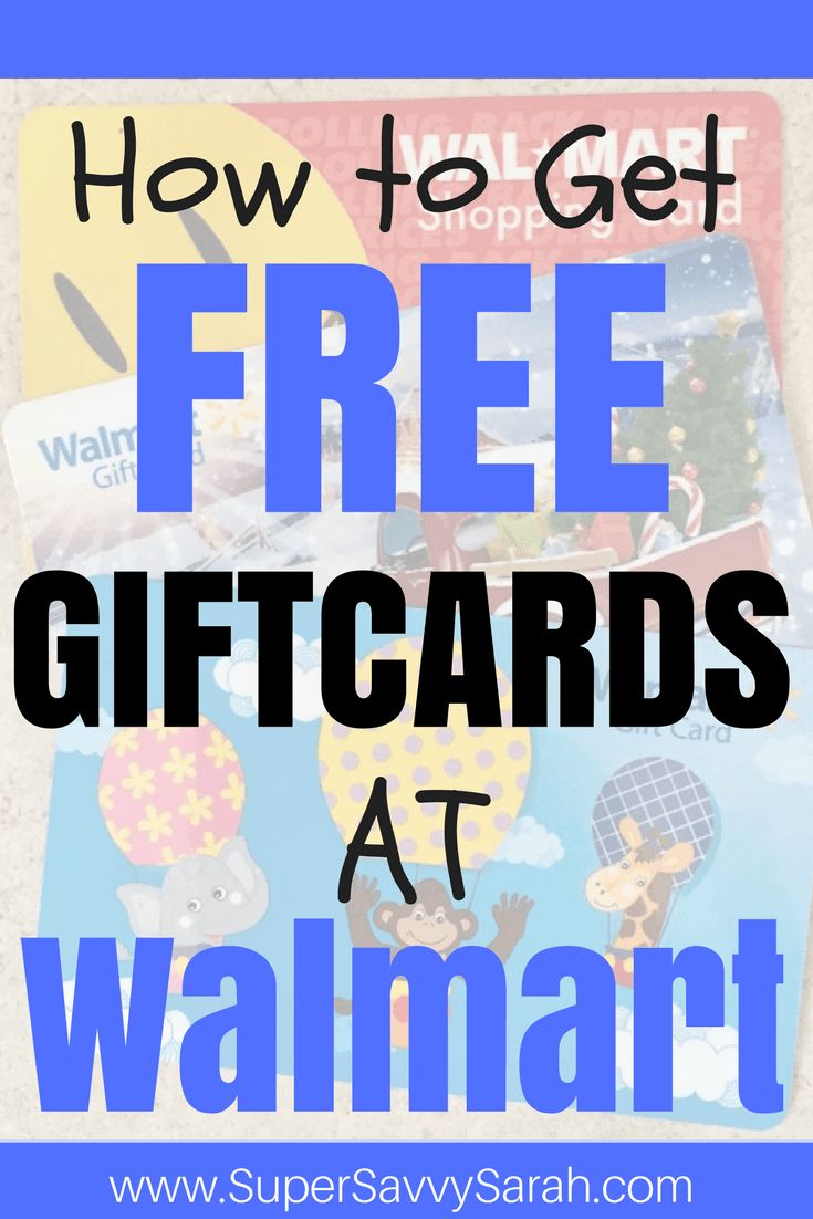 Make price-matching effortless at Walmart and get the difference as a giftcard!