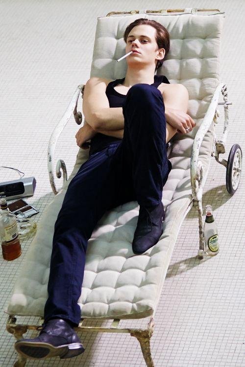Roman Godfrey - Hemlock Grove (Bill Skarsgård)