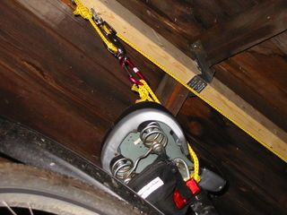 Picture of Bicycle Hoist or
