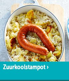 Zuurkool stamppot