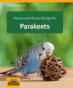 Lots of creative and innovative ideas on how to create enrichment activities, games, cage setup, and even plants for your Budgies / Budgerigars. What an exciting book! Budgies are the BEST!