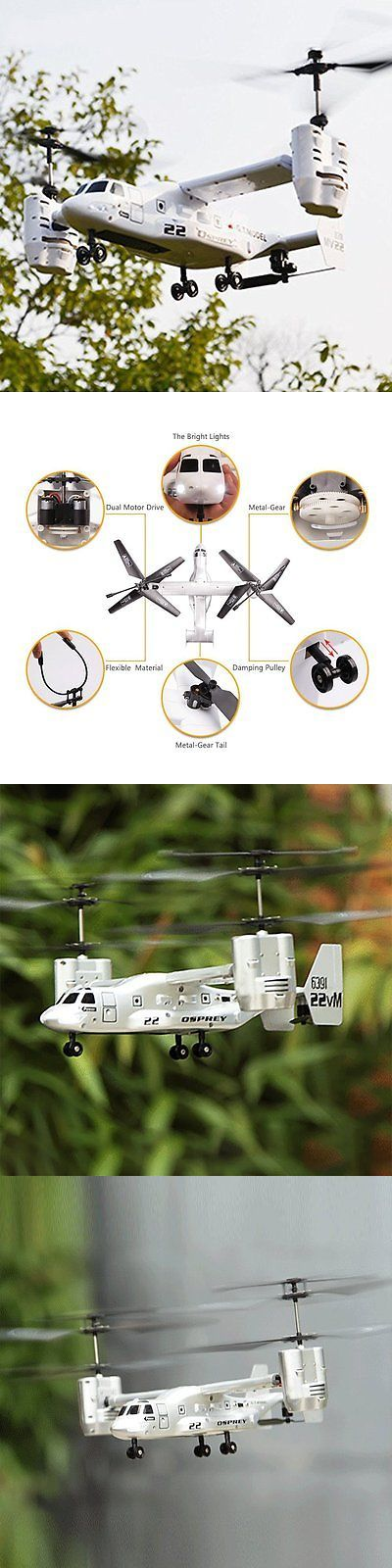 Other RC Model Vehicles and Kits 182186: Luckstar Remote Control Uav Aircraft - 2.4Ghz 4.5Ch Dual Axis Rc Airplane With And -> BUY IT NOW ONLY: $68.26 on eBay!