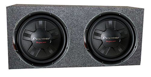 2) Pioneer TS-W311S4 12 Inch 2800W Car SVC Subwoofers + Sealed Enclosure Box - http://www.caraccessoriesonlinemarket.com/2-pioneer-ts-w311s4-12-inch-2800w-car-svc-subwoofers-sealed-enclosure-box/  #2800W, #Enclosure, #Inch, #Pioneer, #Sealed, #Subwoofers, #TSW311S4 #Car-Subwoofers, #Electronics