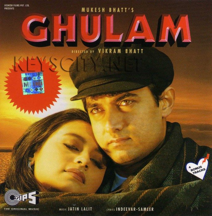Ghulam [1998– FLAC] | Hindi movies, Hindi movies online, Bollywood posters