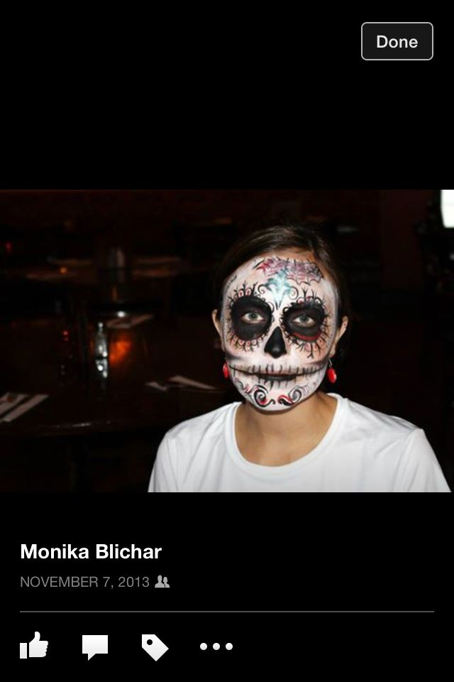 Book your Halloween faces today! 6049996177