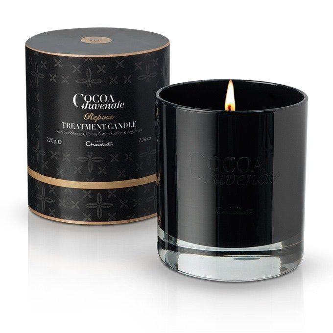 Cocoa Candle