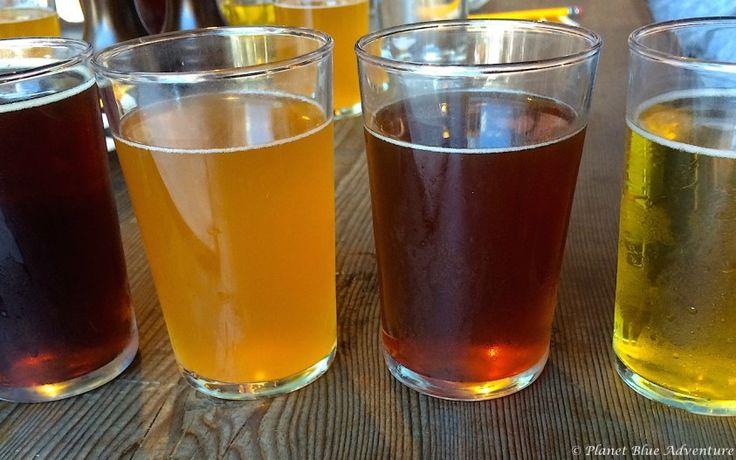 Beer Tasting at Abe Erb