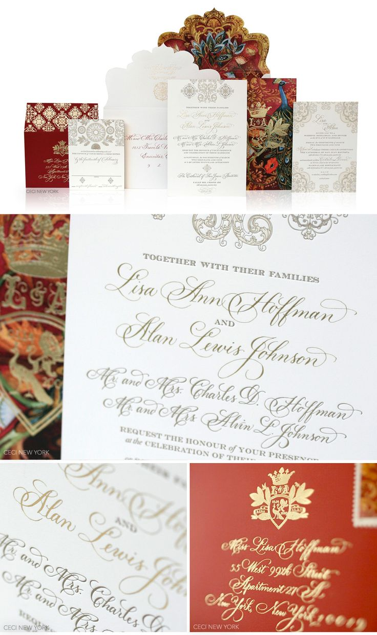10 best Calligraphy images on Pinterest | Wedding stationary ...