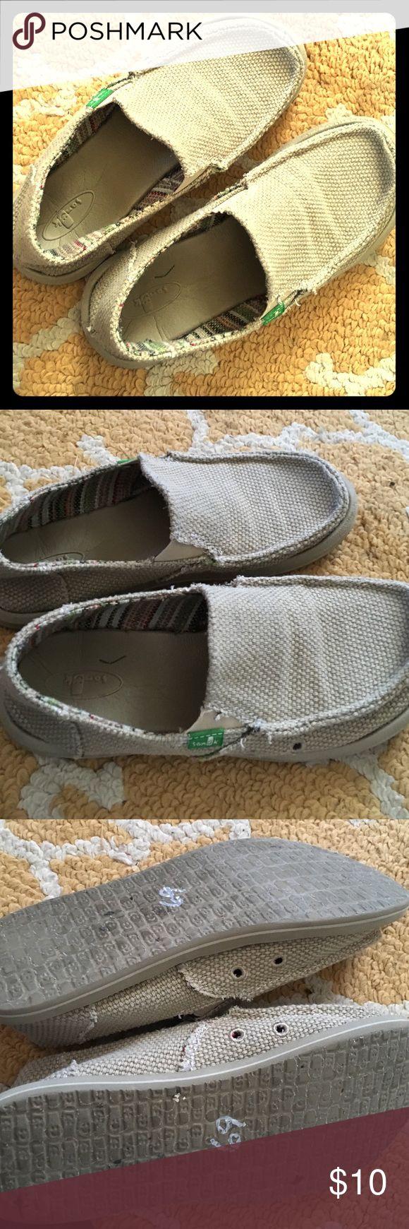 Sanuk men's sz6 chill vagabond shoes Great prepared condition. Vagabond Chill Slip-On Shoes SIZE 6 Sanuk Shoes Loafers & Slip-Ons
