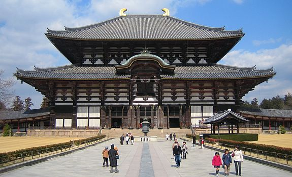 Nara is located less than one hour from Kyoto and Osaka. Due to its past as the first permanent capital, it remains full of historic treasures, including some of Japan's oldest and largest temples.