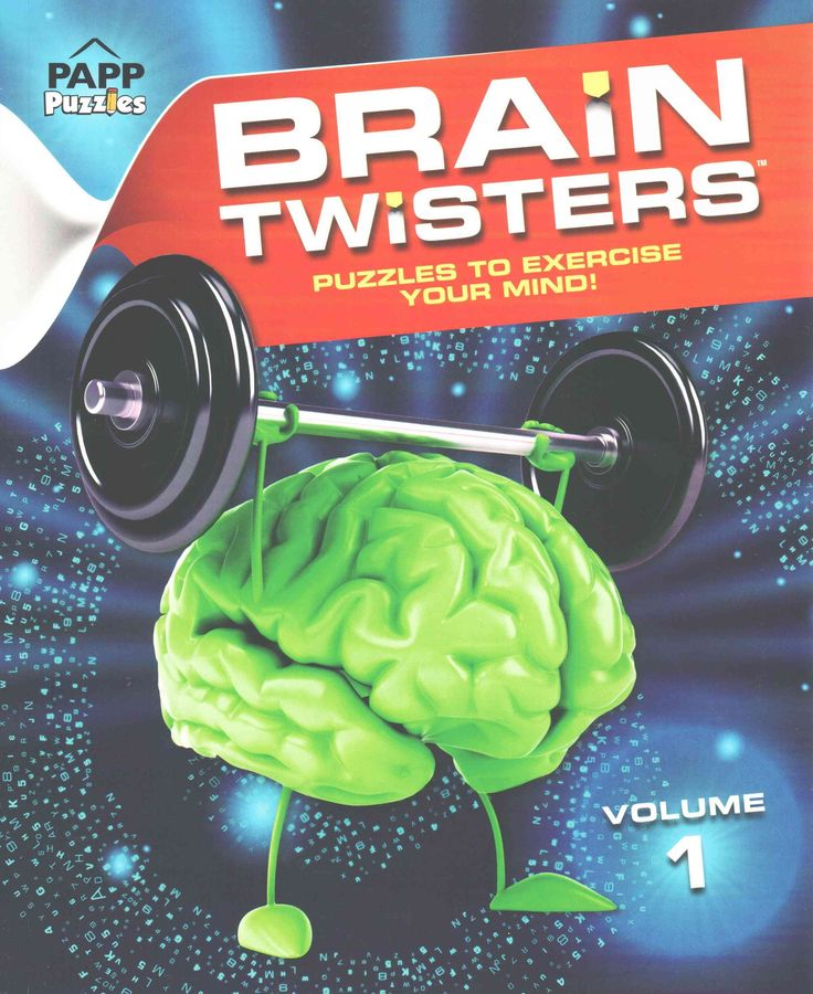 Brain Twisters: Puzzles to Exercise Your Mind!