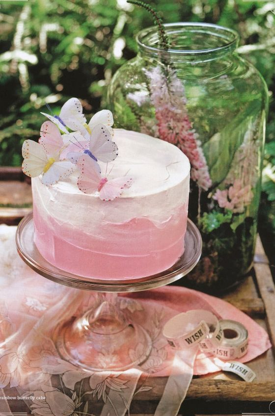 Simple fairy cake recipe no butter