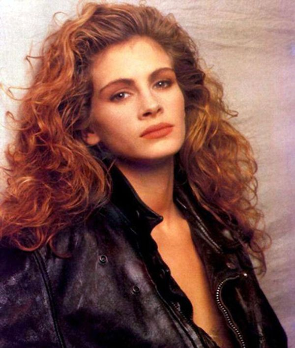 I want my hair to look like this by October so I can be Julia Roberts for Halloween. Also, want to be hottest girl on the Block!