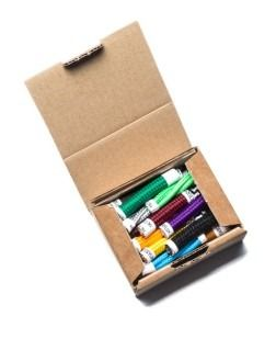 Lighting Cable Sample Box | All The Colours | Round or Twist