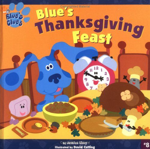 blues clues thanksgiving coloring pages - photo#35