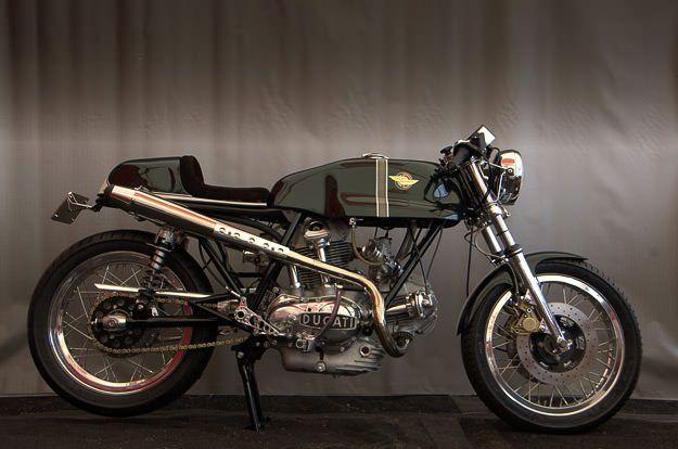 Mike Cecchini's Ducati 750 Sport | Bike EXIF Good.
