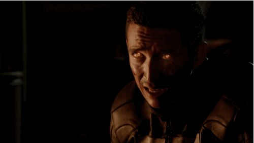 Click through for the gif. - Meet the one who decides. - Marvel's Agents of S.H.I.E.L.D.