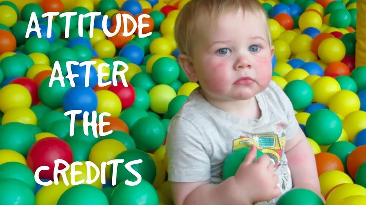 ATTITUDE AFTER THE CREDITS | EL AND BABY A