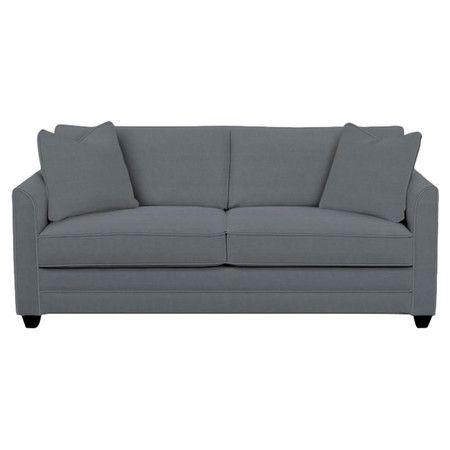 Chesterfield Sofa Showcasing tapered arms this contemporary sleeper sofa adds a sleek touch to your living room