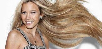 Hint yağı ile hızlı saç uzatma ve kalınlaştırma