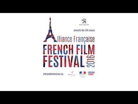Alliance Francaise French Film Festival 2016 in Australia