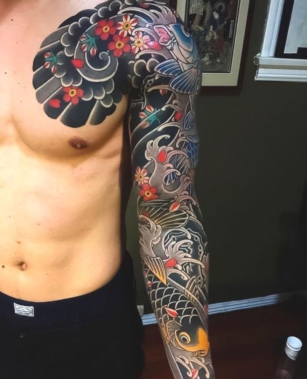 Yakuza Tattoo Men Yakuza Tattoo Yakuza Tattoo Manner Yakuza Tatouage Hommes Homb Japanese Tattoos For Men Japanese Sleeve Tattoos Japanese Tattoo Women