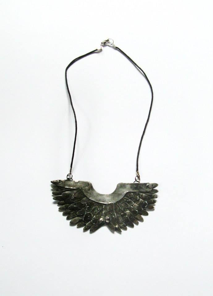 jewelry made by Muru Buru
