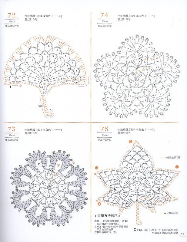 Lacework Flower Design Vol. 18 2013