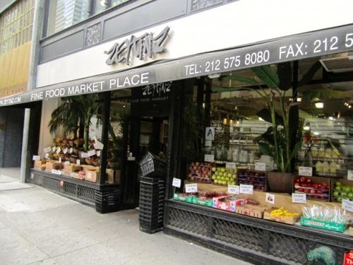 Dessert Cafes In Midtown Nyc