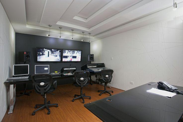 Máster estudio 1 / Master studio 1
