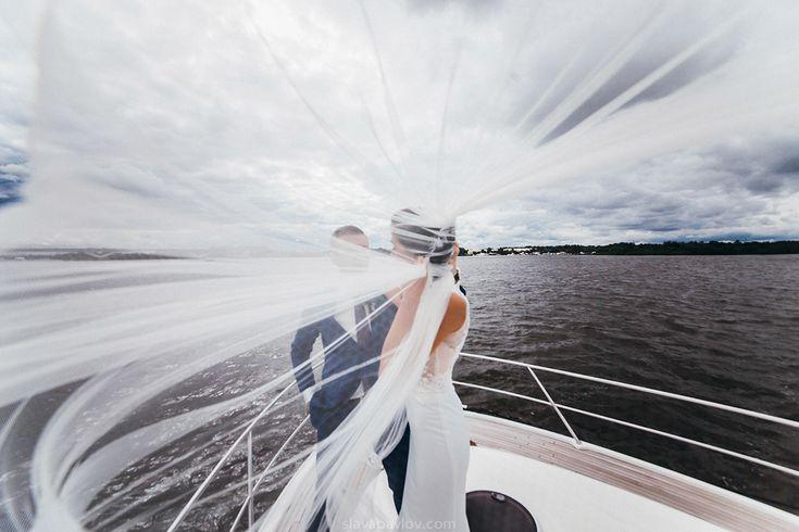 Роман и Анная. Яхт-клуб Нептун