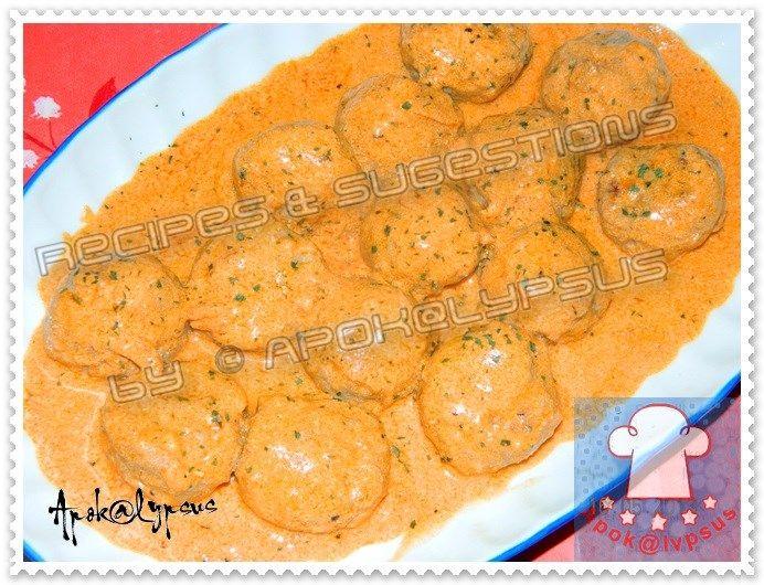 Almôndegas com Natas, Tomate e Ervas Aromáticas | Recipes & Sugestions