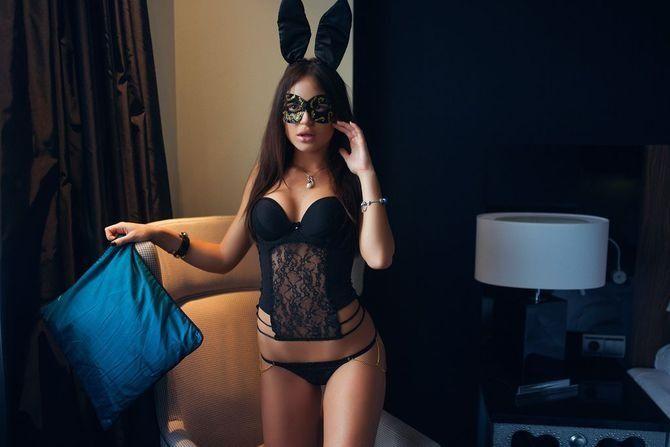сексуальный зайчонок