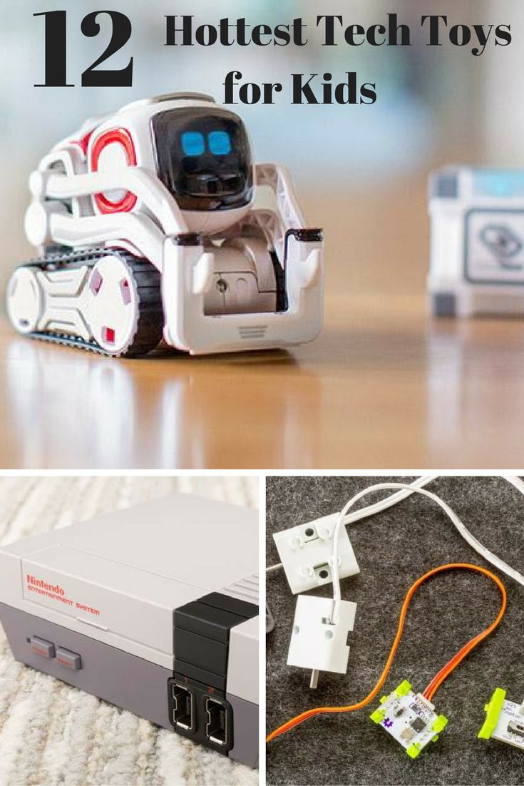For that special little one in your life, here are best tech toys to get for the holiday season.