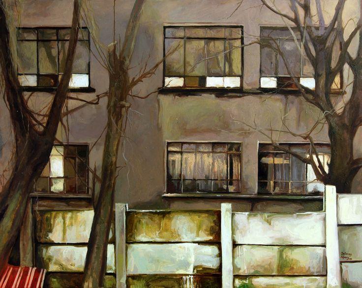2009 / 80 x 100 cm. Tual üzerine yağlıboya /oil on canvas