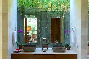 Casa Brio - twin wash basins