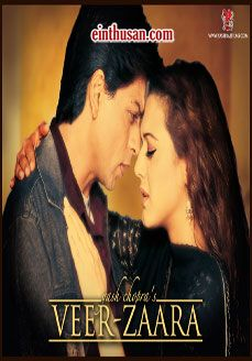Veer Zaara Hindi Movie Online - Shahrukh Khan, Preity Zinta and Rani Mukerji. Directed by Yash Chopra. Music by Madan Mohan. 2004 [U] ENGLISH SUBTITLE