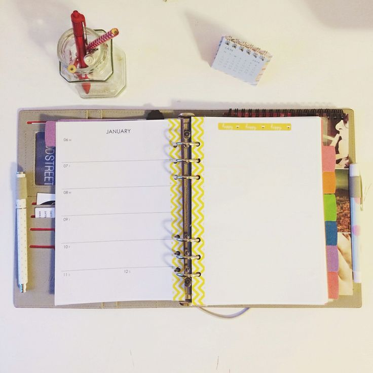 My 2014 Filofax set-up FREE printables. Monthly and weekly planner A5 custom pages.