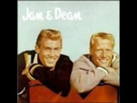 From 1963 here's 'Linda' by Jan & Dean - gads, when I hear this,  I feel like I am a teen without a care in the world other than what the next song would be coming on the radio and if the waves were good enough to surf that day!