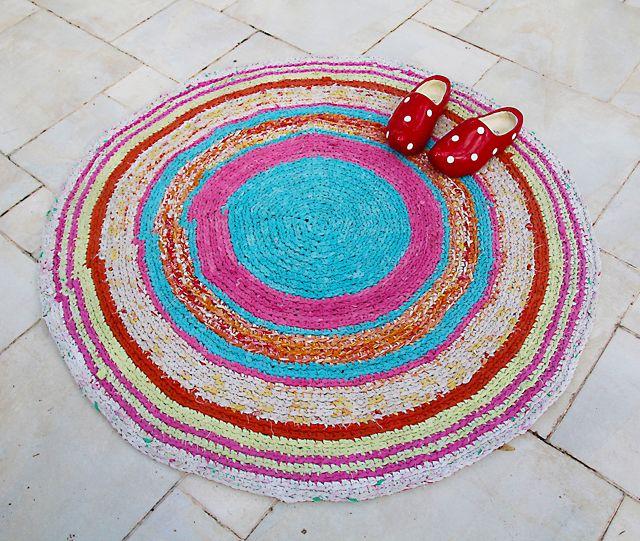99 Best Crochet - Rugs, Etc. Images On Pinterest
