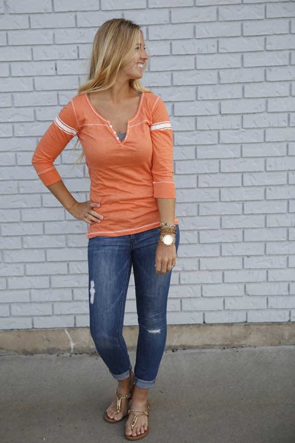 Comfy and stylish? Yes, please! This comfy 3/4 Long Sleeve is the perfect top for everyday! Whether you are wearing it to the office or a night out on the town, you will look amazing!  The soft lightweight fabric and perfect fit will give you the style, yet comfort, everyone loves and wants. They're fun to dress up and accessorize or easy to dress down and chill in. With 5 great color choices, there is an option for every wardrobe!