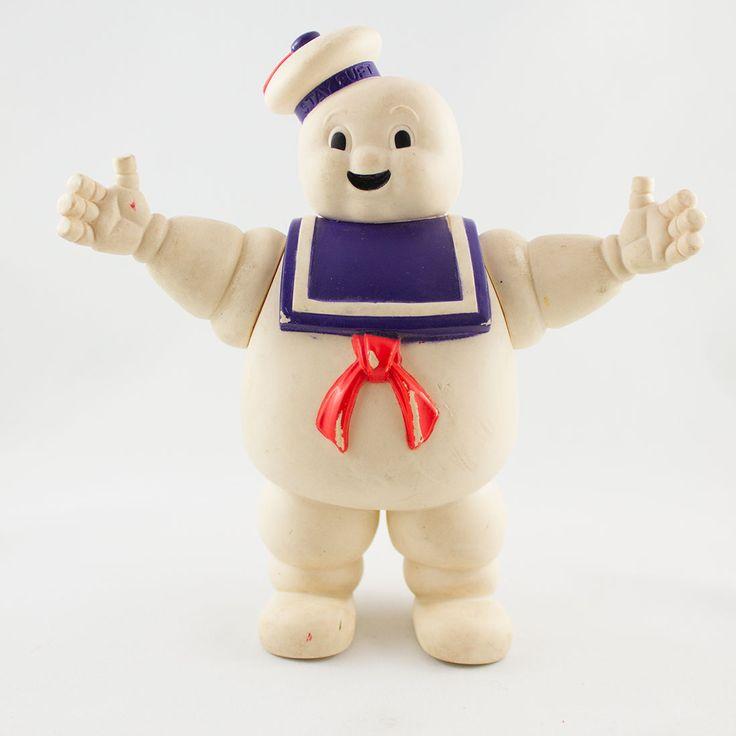 Stay Puft Marshmallow Man, 1984.