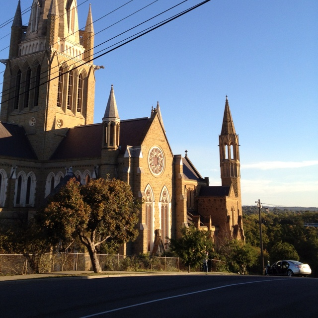 beautiful Bendigo, late afternoon