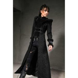 Manteau gothique femme RQ-BL Noir Noir - Achat / Vente manteau - caban - Cdiscount