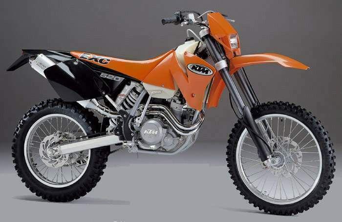 520 EXC, 1998-1999