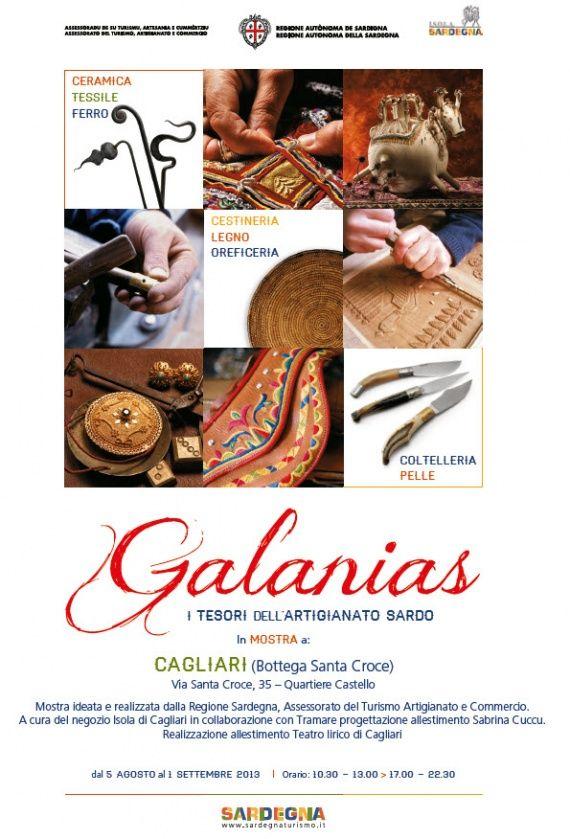Galanias - Eventi - Cagliari Turismo
